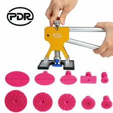 11pc PDR Dent Lifter Puller Tabs Paintless Hail Removal Repair Tools Pulling Tab