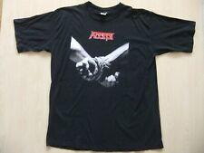 Accept Objection Overruled T-Shirt Gr.XL U.D.O. Primal Fear Bonfire Scorpions