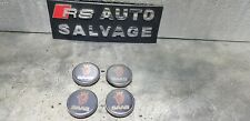 2006 SAAB 95 1.9TID ESTATE 5DR ALLOY WHEEL CENTRE COVER CAPS 12759807 SET OF 4