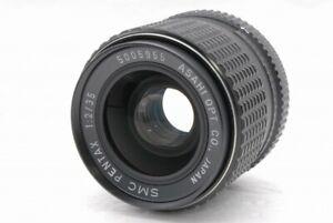 SMC Pentax 35mm f/2 f 2 PK Lens *5005955