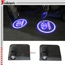 2x Toyota² Wireless Car Door Welcome Laser Projector Shadow LED Light