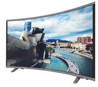 "TV LED LED BLUSENS CRV32H420BM 32"" Curva Eficiencia A+"
