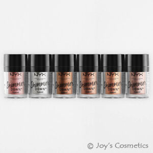 """1 NYX Shimmer Down Pigment Loose Eyeshadow """"Pick Your 1 Color"""" *Joy's cosmetics*"""