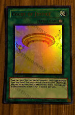 """Yugioh Limited Edition Holo LC02-EN013  """"Court of Justice"""" NMint-Mint"""