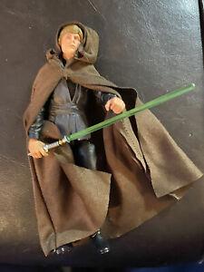 Star Wars Black Series Jedi Knight Luke Skywalker Loose