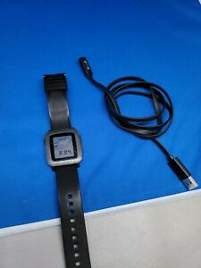 Pebble Time Smart Watch for iPhone & Android