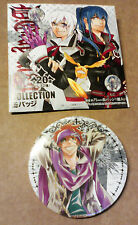 D.Gray-man Collection giant Can Badge Jump Shop 2016 Limited Anime F/S - LAVI
