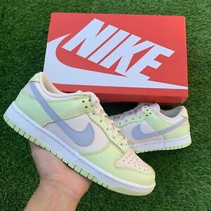 Nike Dunk Low Lime Ice/Light Soft Pink Size 7M / 8.5W - In Hand ✅SHIPS TODAY📦