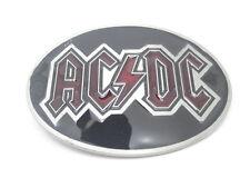 Clásico AC DC Hebilla De Correa Para Cinturones De 4cm. Ideal Regalo Presente Navidad 4 guitarrista