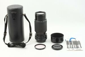 【AS IS】 Sigma ZOOM-K II 70-210mm f/4.5 MF Zoom Lens For Canon FD Mount JAPAN #on