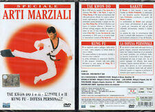 SPECIALE ARTI MARZIALI - DVD (NUOVO SIGILLATO)