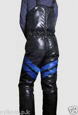 Glanznylon Skihose EX  schwarz, rot, blau, grau, marineblau XS-4XL 50mm
