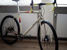 All City Spacehorse 58 Gravel Bike Cyclocross Reiserad Sram Rival TRP Hyrd Deda