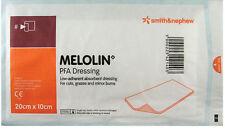 Melolin 10 X 20cm Single Dressing