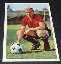 STREHL 1. FC NÜRNBERG FUSSBALL 1966 1967 FOOTBALL CARD BUNDESLIGA PANINI