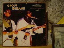"GROUP INERANE Guitars From Agadez Vol. 4 7""/Niger/Taureg Guitar/Group Doueh/NEW!"