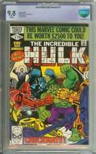 INCREDIBLE HULK ANNUAL #9 CBCS 9.8 WHITE PAGES