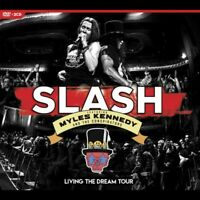 Slash Myles Kennedy And The Conspirators - Living The Sogno Tour Nuovo DVD