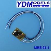 MRE91-1 : Mini détecteur de présence pour réseau DCC