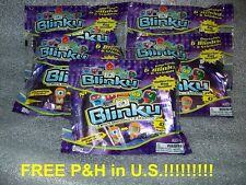 BLINKU Micro Monsters - 5 Sealed Packs ( 30 figures )  FREE P&H in U.S.