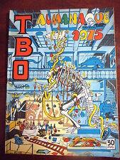 TBO Almanaque 1975