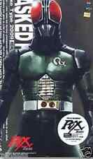 Used Medicom Toy RAH Real Action Heroes Masked Kamen Rider Black RX Painted