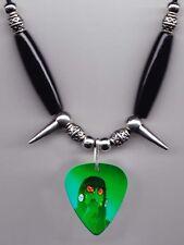 """Hollywood Undead Jorel """"J-Dog"""" Decker Guitar Pick Necklace"""