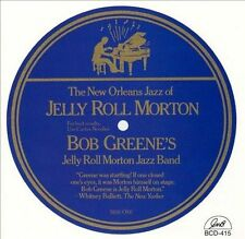 World of Jelly Roll Morton, the [european Import] CD NEW