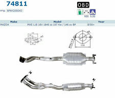 Convertidor catalítico Mazda MX5 1.8i 16V 1840cc 107Kw/146cv BP 8/00> OFERTA
