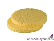 2 x Strictly Professional Quality Cellulose Mask Removing Sponges Sponge L