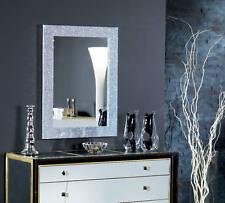 specchiera glitter in  argento finitura brillante new!!