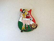 ROME,Hard Rock Cafe Pin,Soccer 2 Girls Pin Series number 1
