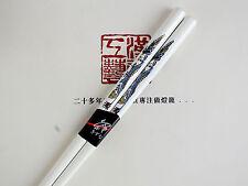 ORO bianco Giapponese Drago capelli BACCHETTE STICK Cinese Matrimonio Festa Di Compleanno