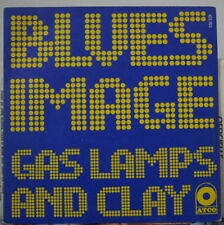 BLUES IMAGE GAS LAMPS AND CLAY FRENCH SP ATCO 1970