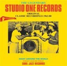The Legendary Studio One Records Original Classic Recordings 196380 CD