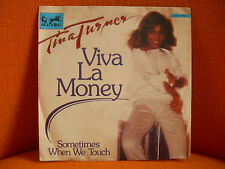 VINYL 45 T – TINA TURNER : VIVA LA MONEY + 1 – SOUL FUNK DISCO 1979 RARE FRENCH