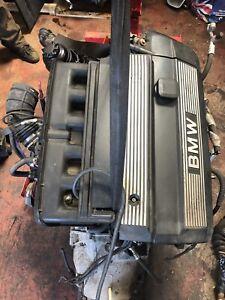 BMW E46 3 Series 330i/330ci M54 B30 Engine