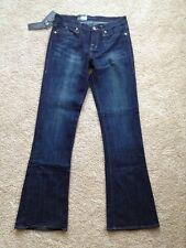 "Women's Rock & Republic Size 10M Bootcut ""Kasandra"" Dark Denim Jeans"