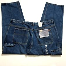 Sorel Workwear Jeans Relaxed Fit Mens Size 48 x 32 Blue Men's