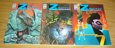 Zenith: Phase II #1-3 VF/NM complete series - grant morrison 2 comics set rare