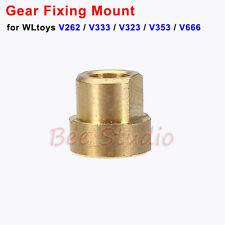 Gear Copper Fixing Mount For WLtoys V262 V323 V333 V666 RC Quadcopter Teile