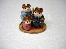 co2 Wee Forest Folk - For Sale is One (1) Wff Family Portrait M-127
