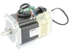 Advanced Micro Controls Sm34 1100de Stepper Motor With Enc34 1000 Repaired
