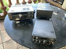 Kenwood TS-440S et Kenwood PS-50 et Kenwood TR-9130