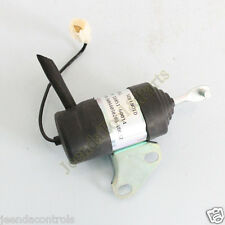 Stop Fuel Shut Off Solenoid Valve for Kubota BX2230D RTV900R RTV900T D902 Engine