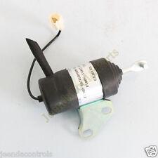 Stop Fuel Shut Off Solenoid Valve for Kubota BX2230D RTV900R RTV900T D902 Engine