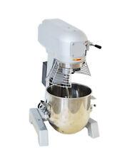 Commercial Dough Food Mixer 3 Speed 370w 10l Gear Driven Bakery Blender