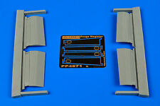 Aires 4671 1/48 Fouga Magister Flaps Opened For AMK