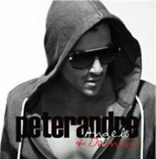Peter Andre Angels and Demons Jewelcase (cd) Studio Album 2 Bonus Tracks