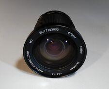 VIVITAR 28-105mm f/3.5-4.5 MC Macro Focusing Zoom For Nikon AI-S Made In Japan